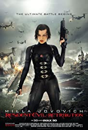 Resident Evil 5 – Retribution (2012)