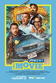 IMPRACTICAL JOKERS THE MOVIE (2020) ซับไทย
